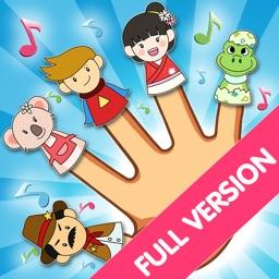 Finger Family Nursery Rhymes