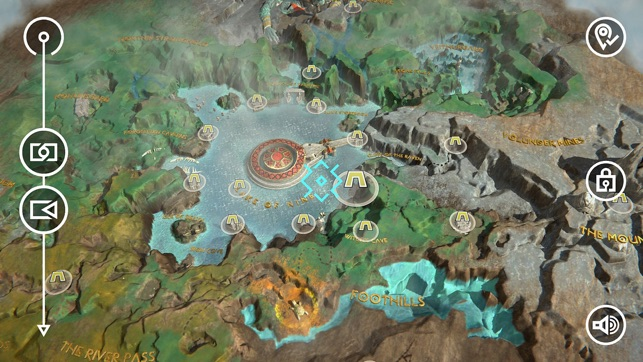 God of war mimirs vision on the app store iphone screenshots gumiabroncs Choice Image