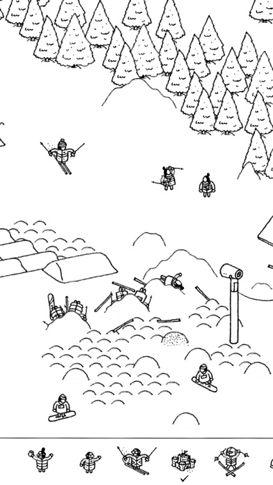 Screenshot of Hidden Folks App