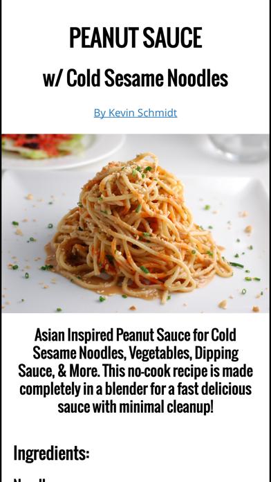 One Bite Vegan Magazine screenshot one