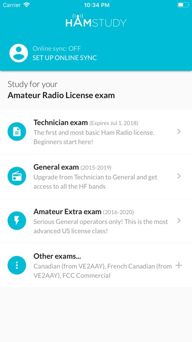 Top 10 Apps Like Fcc Ham Radio Test Prep For Iphone  Ipad-9211