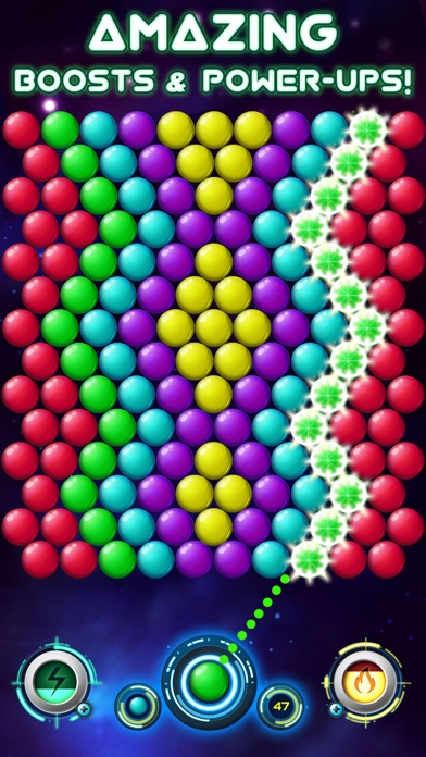 Скриншот Bubble Shooter Blast Ball Pop