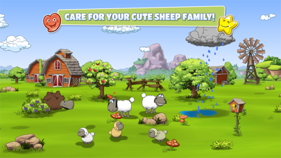 Screenshot from Clouds & Sheep 2