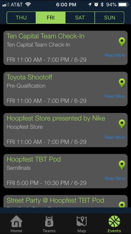 Hoopfest screenshot-4