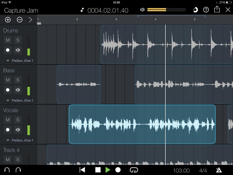 PreSonus Capture screenshot-4