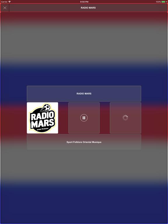 Maroc Radios|الإذاعات المغربية-ipad-1
