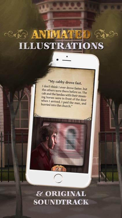 iClassics: Sherlock Holmes screenshot-4