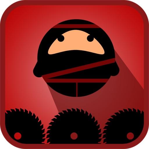 Bounce Ninja & Mega Fall Fun Games Free iOS App