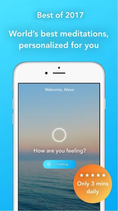 Aura: Calm Anxiety & Sleep screenshot 1
