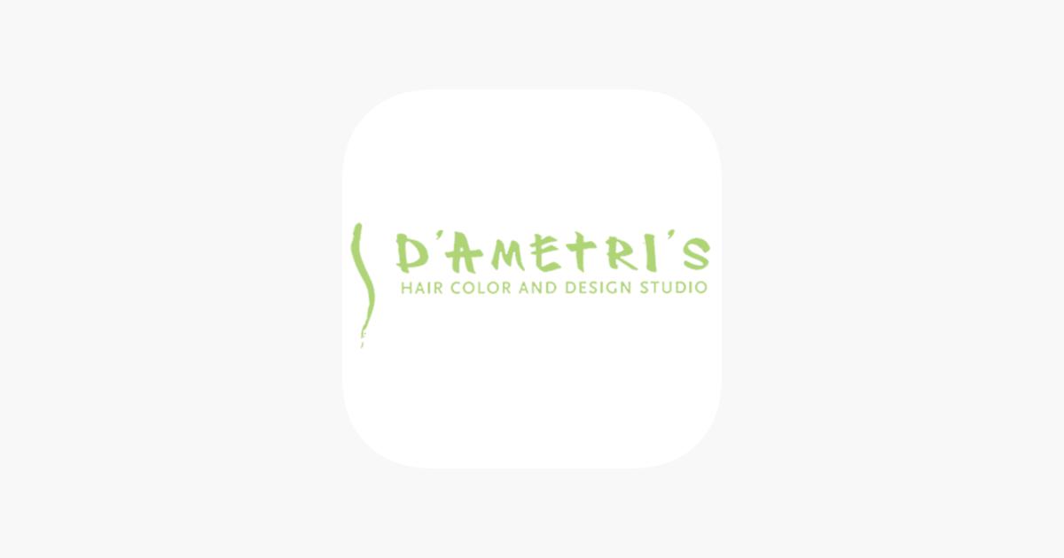 D Ametris Salon On The App Store