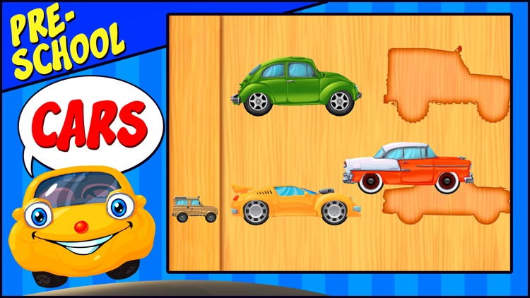 My First Car Puzzle