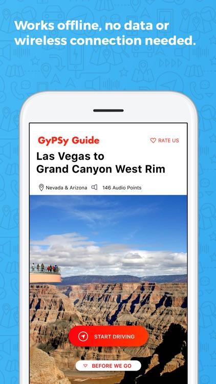 Las Vegas - Grand Canyon GyPSy
