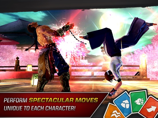 TEKKEN™ Screenshots
