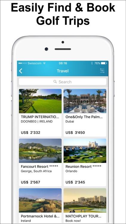 The Match Player Golf App screenshot-4