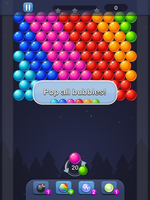 Bubble Pop! Puzzle Game Legend screenshot 7
