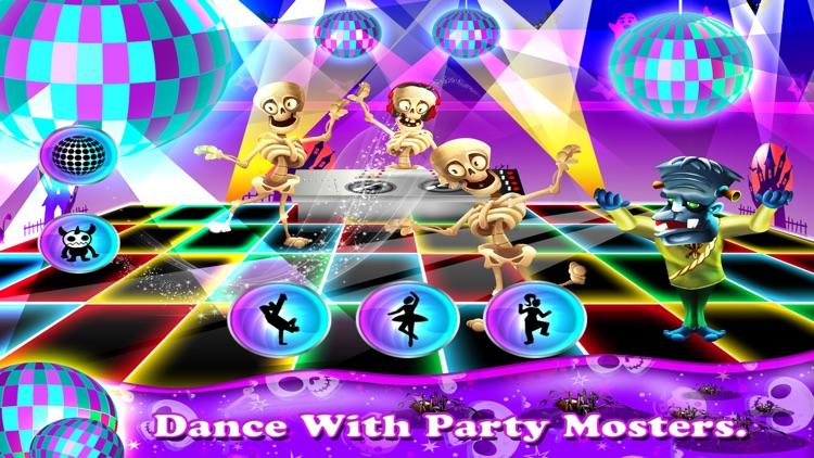 Halloween City Dancing Party screenshot-3
