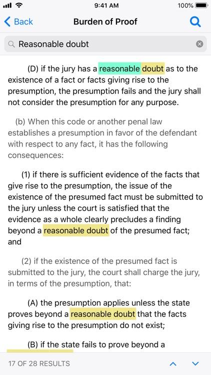 Texas Law Book screenshot-3