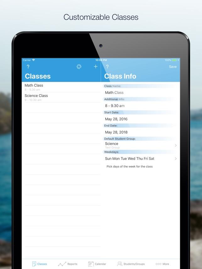 alora attendance tracker app on the app store