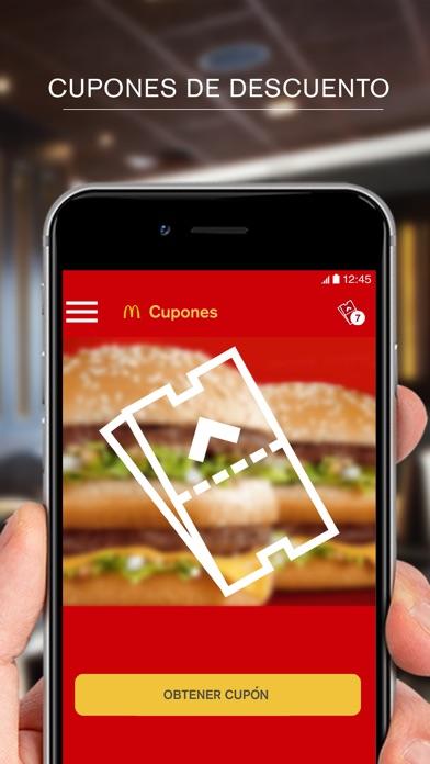 Screenshot for McDonald's App in Ecuador App Store