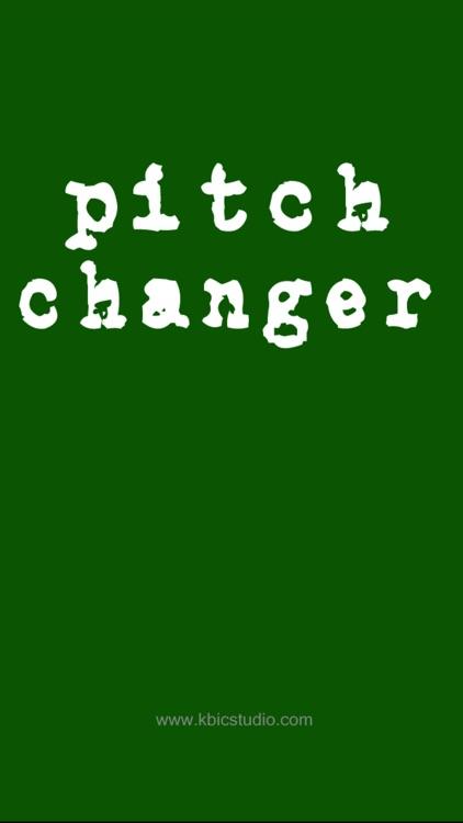 Pitch Changer Lite