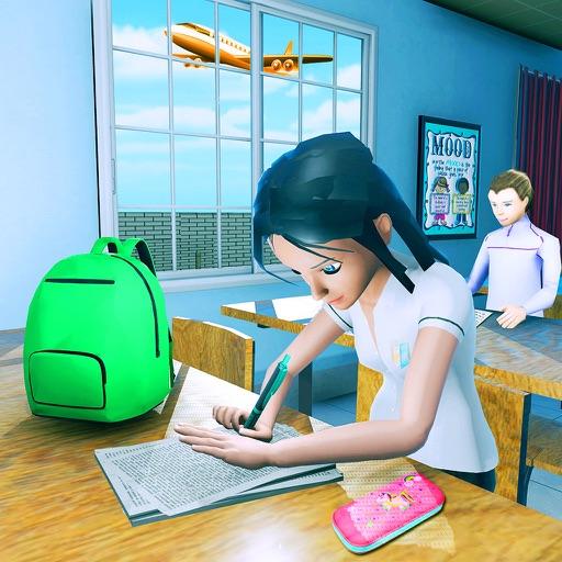 виртуальный Высокая Школа деву