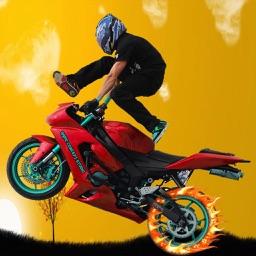 Insane Moto Bike Race