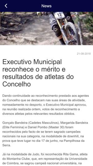 10f91b548f Município da Lousã on the App Store