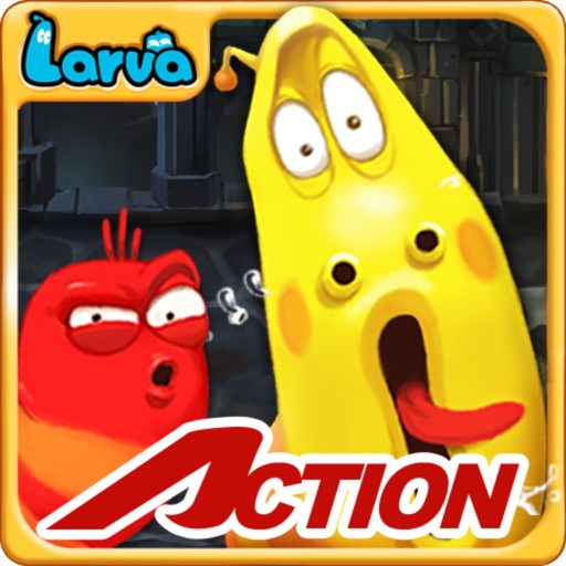 Larva Action Fighter
