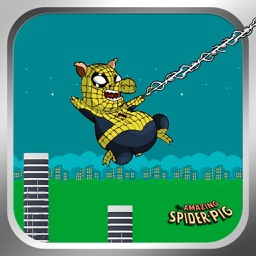 Spider Pig Vs Flappy