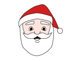 Santa Claus Sticker Pack