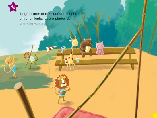 Las olimpiadas de los animales screenshot 7