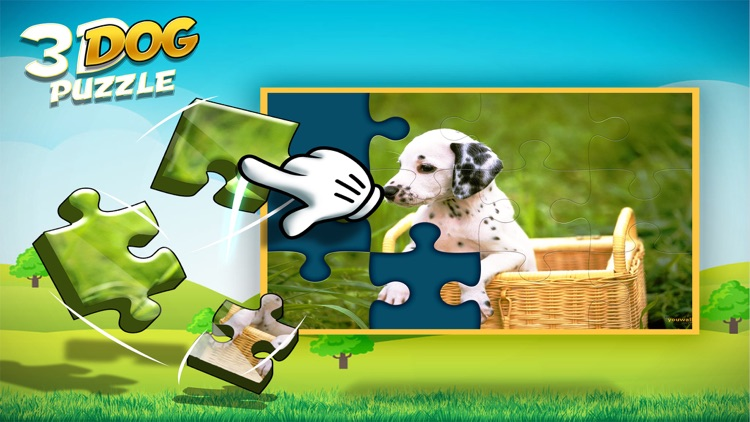 Dog Jigsaw Puzzles? screenshot-1