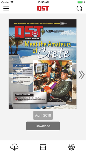 QST on the App Store