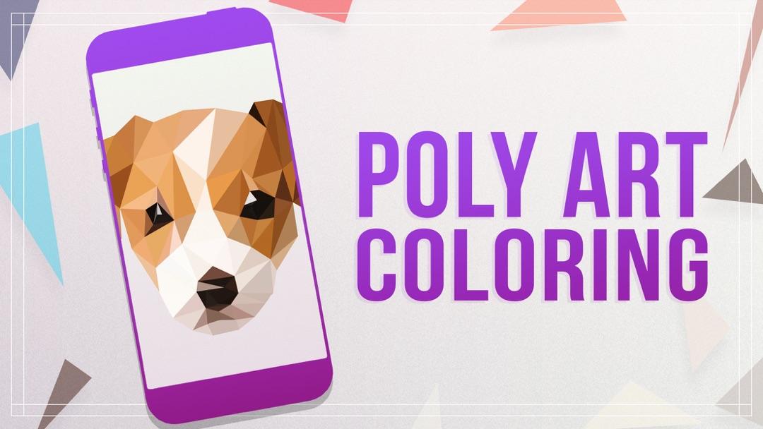 Polygon 3D - Low Poly Artwork Online Hack Tool