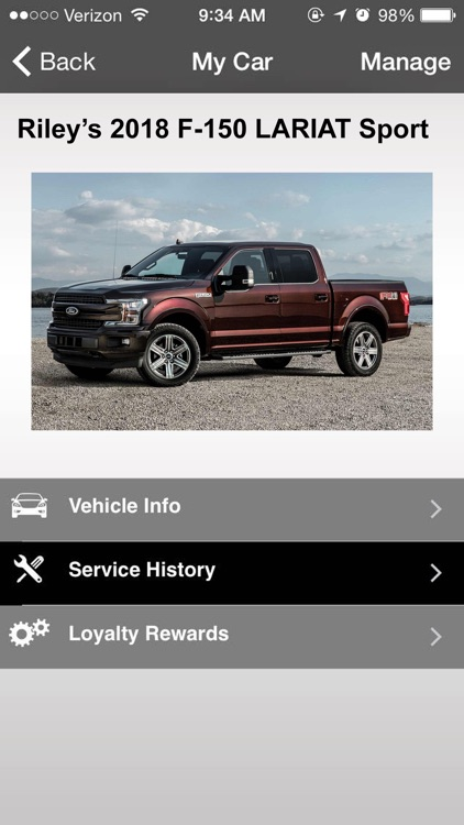 Roberts Auto Service >> My Roberts Ford By Roberts Auto Center