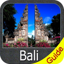 Bali - GPS Map Navigator