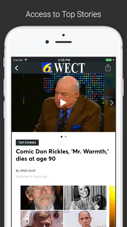 WECT 6 Where News Comes First