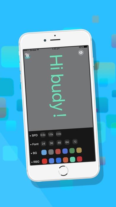 6 Fonts - Handheld Subtitle Screenshot