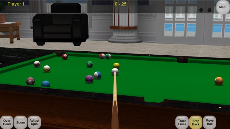 Virtual Pool Lite screenshot-4
