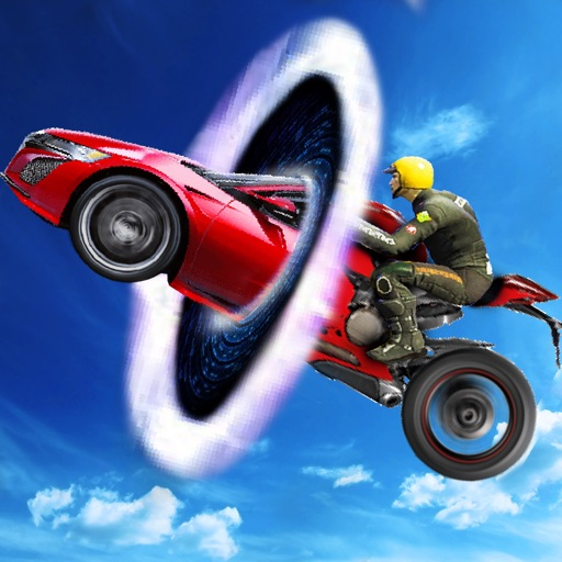 Download Transform Racing Game free for iPhone, iPod and iPad