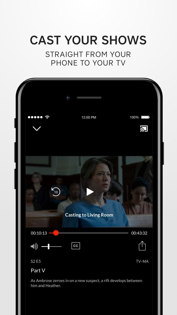 USA Network Screenshot