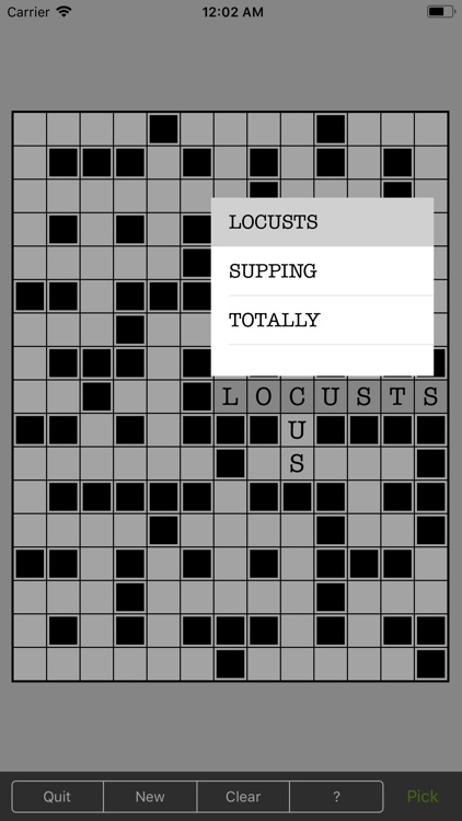 Word Fill - Fill in puzzles screenshot-3