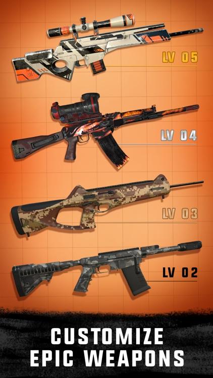 Sniper 3D Assassin: Shoot to Kill Gun Game screenshot-3