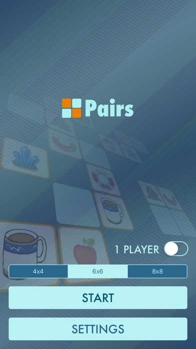 Pairs - Where was it again?