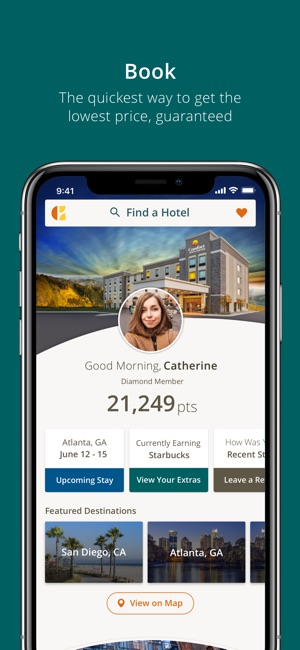 Choice Hotels On The