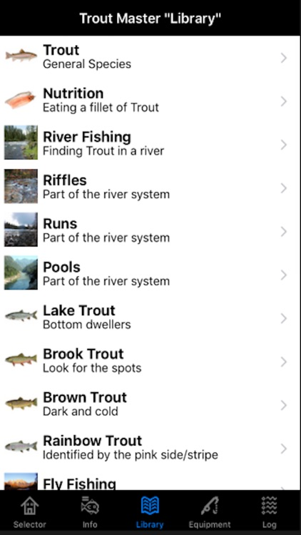 Trout Master screenshot-2