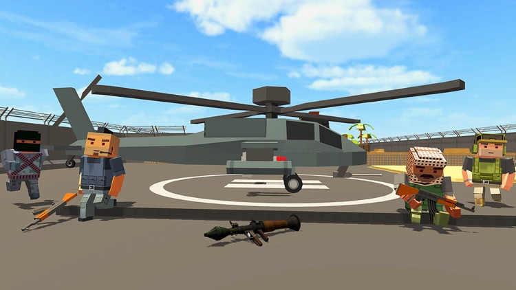 Mission IGI Pixel FPS Shooting screenshot-3