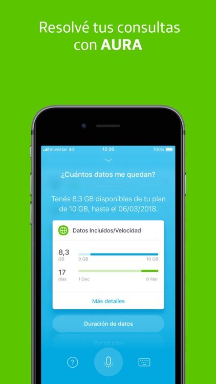 Mi Movistar Argentina screenshot-4