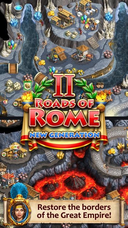 Roads of Rome New Generation 2 screenshot-4