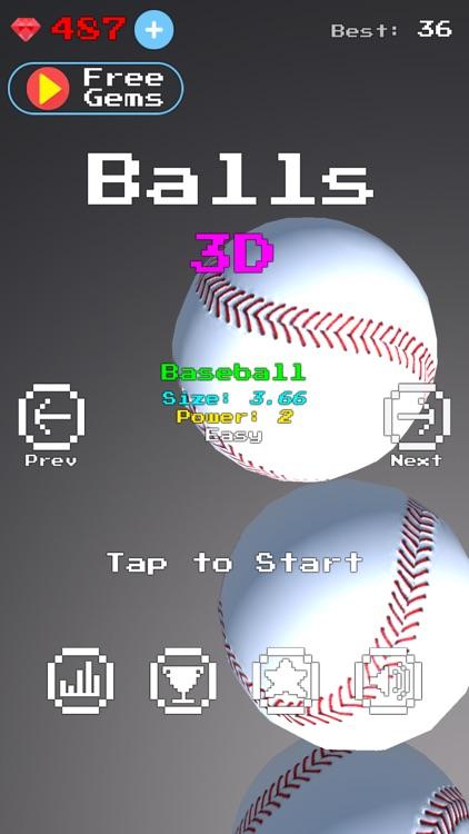 Balls 3D screenshot-0